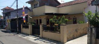 Jual Rumah Tinggal di Jalan Beo Timur - Cilacap - Jawa Tengah