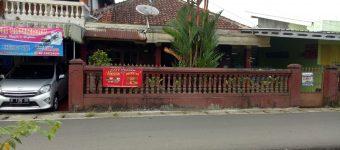 Dijual Tanah dan Bangunan Strategis Dekat Unsoed Purwokerto - Info Property Banyumas - Jawa Tengah