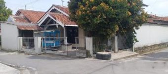 Dijual Rumah Tinggal di Jalan Sarwodadi, Purwokerto Selatan, Banyumas, Jawa Tengah